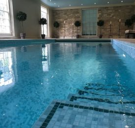 Pool installed in Clopton