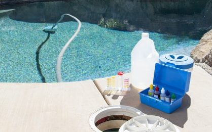 Swimming pool and hot tub chemicals