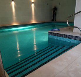 Indoor Tiled Pool Builder